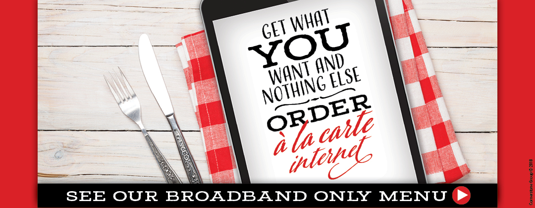 Broadband only slider